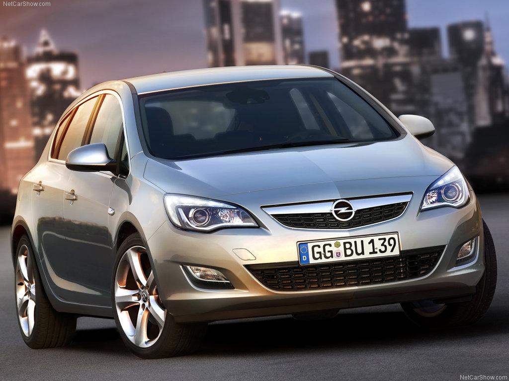Официальные фото нового Opel A…